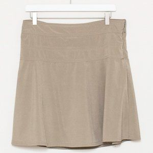Athleta Everyday Taupe Skort 10